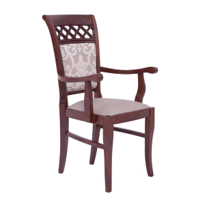 Florence with armrests front